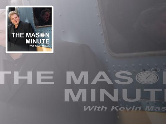Mason Minute,Kevin Mason,Baby Boomers,Life,Culture,Society,Musings,Nasa,Athletics,Football,Golf