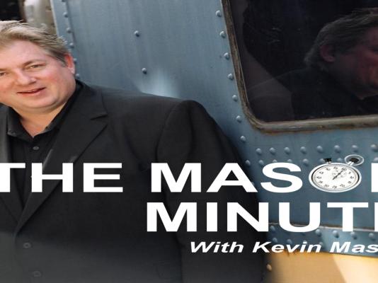Mason Minute,Kevin Mason,Baby Boomers,Life,Culture,Society,Musings,Jurassic Park,Nasa