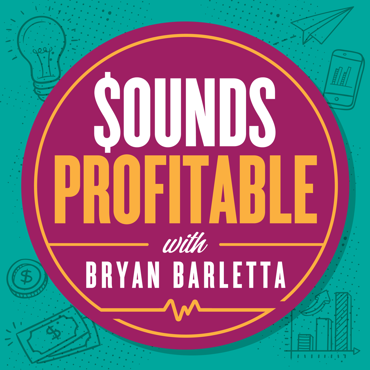 A highlight from Finally Sounds Profitable Has A Podcast w/ Evo Terra