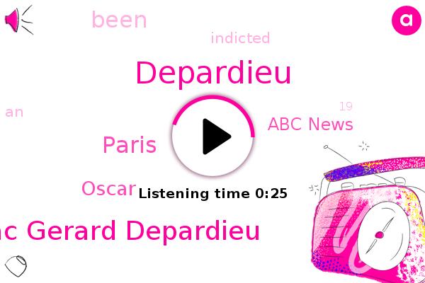 Cyrano De Bergerac Gerard Depardieu,Depardieu,Oscar,Paris,Abc News
