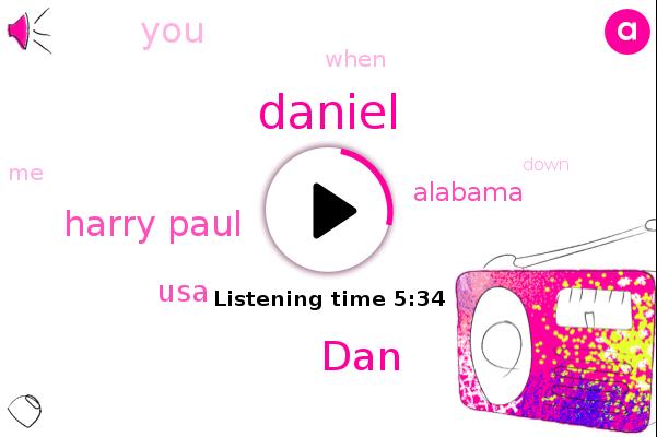Daniel,DAN,Harry Paul,USA,Alabama