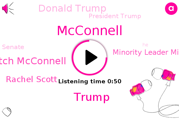 Listen: After not-guilty vote, McConnell says Trump 'morally responsible' for Capitol riot