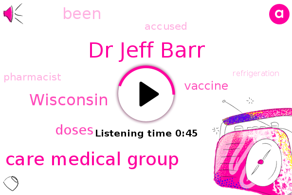Dr Jeff Barr,Aurora Health Care Medical Group,Wisconsin