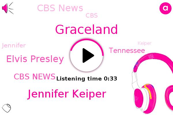 Jennifer Keiper,Cbs News,Elvis Presley,Tennessee,Graceland