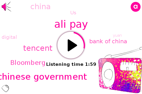China,Chinese Government,Tencent,Bloomberg,United States,Bank Of China,Ali Pay