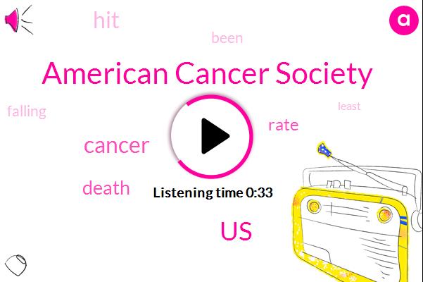 American Cancer Society,United States,Twenty Five Years