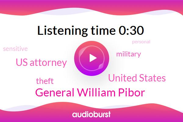 United States,Us Attorney,General William Pibor,Theft