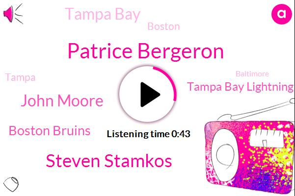 Listen: Stamkos scores 2 to lead Lightning past slumping Bruins 3-2