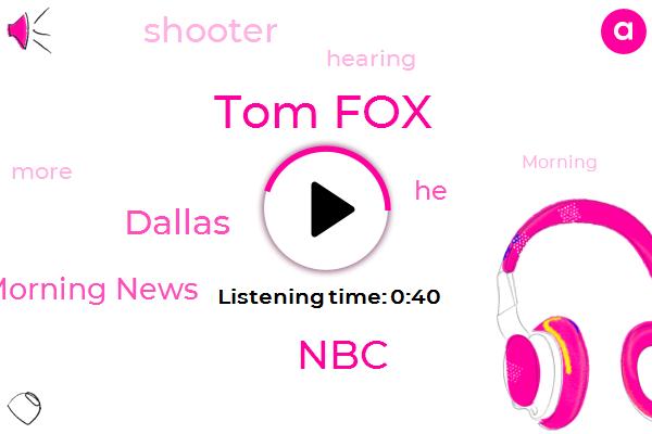 Listen: Photographer recalls hiding steps away from Dallas shooter