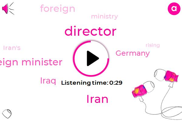 Listen: German Diplomat Tries Convincing Iran to Keep Nuclear Deal