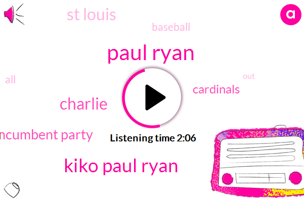Paul Ryan,Baseball,Cardinals,Brewers,St Louis