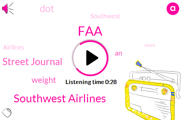 Southwest Airlines,The Wall Street Journal,FAA,One Thousand Pounds
