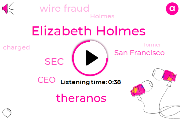 Listen: Theranos founder appears in court in fraud case