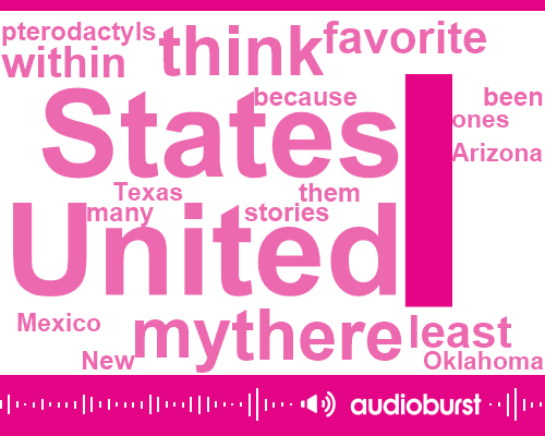 United States,New Mexico,Texas,Mexico,Hawaii,South America,Arizona,Oklahoma,Guinea,Twenty Foot