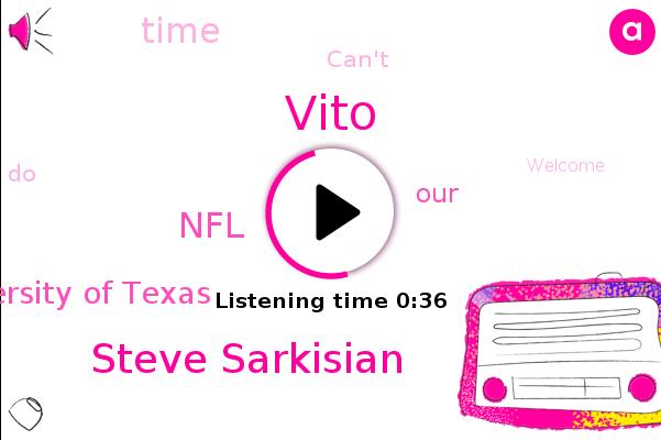 Vito,Steve Sarkisian,University Of Texas,Jason,NFL