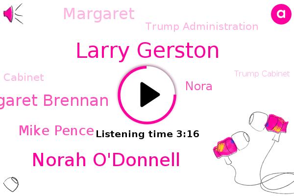 Listen: Trump Cabinet members discuss possibility of invoking 25th Amendment