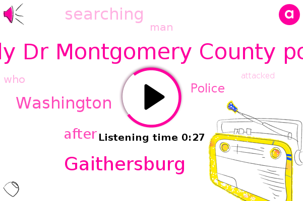 Listen: Woman stabbed during attempted sexual assault and robbery in Gaithersburg, Maryland