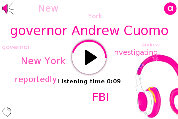 Governor Andrew Cuomo,FBI,New York