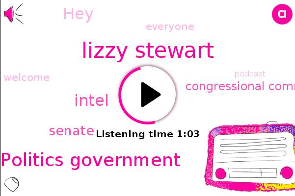 Politics Government,Lizzy Stewart,Intel,Senate,Congressional Committee