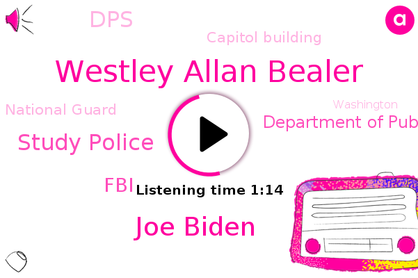 Study Police,Westley Allan Bealer,Royal Virginia,Joe Biden,FBI,U.,Louisville,Department Of Public Safety,Washington,DPS,Capitol Building,Kentucky,Texas,Austin,National Guard,Michigan,Lansing,Utah,Salt Lake City