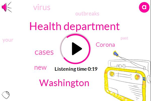 Health Department,Washington