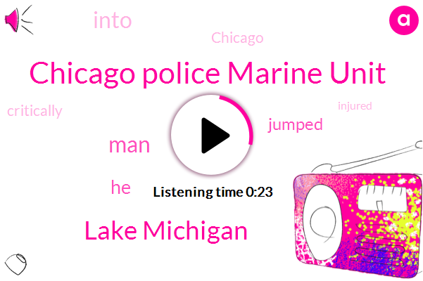 Chicago Police Marine Unit,Lake Michigan