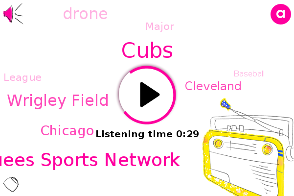 Marquees Sports Network,Cubs,Wrigley Field,Cleveland,Chicago