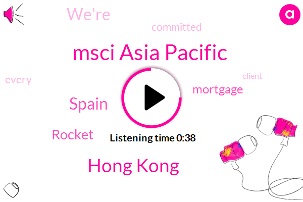Msci Asia Pacific,Hong Kong,Spain