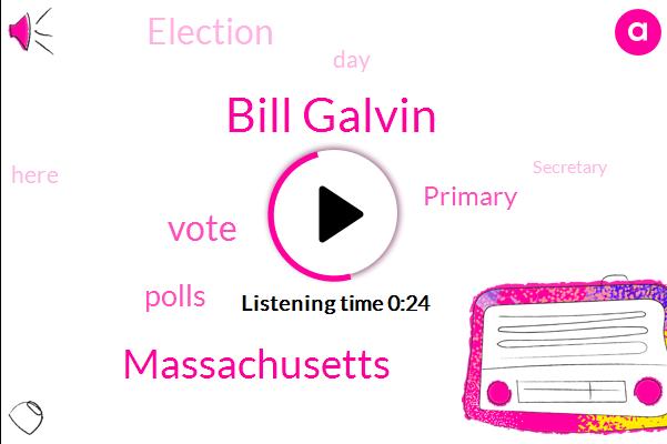 Bill Galvin,Massachusetts