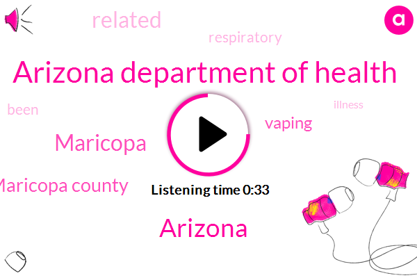 Listen: 3 cases of vaping-related respiratory illness reported in Arizona, health officials confirm
