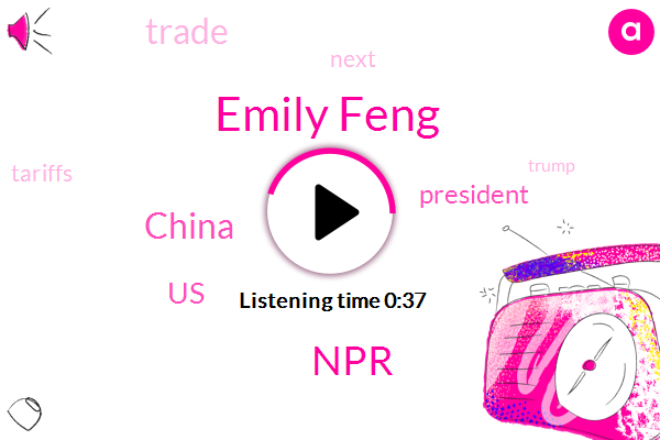 Listen: China Is Urging The US To Stop Upcoming Tariffs On Chinese Goods