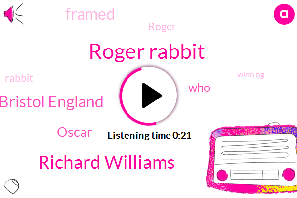 """Listen: """"Who Framed Roger Rabbit"""" animator Richard Williams dies"""