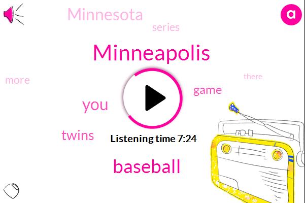 Minneapolis,Baseball,Three Years