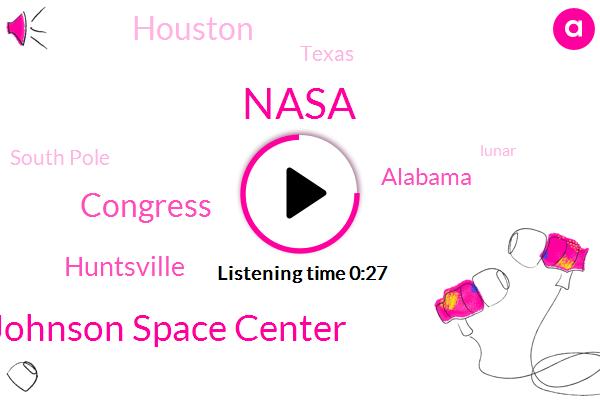Listen: NASA puts Alabama center in charge of moon lander