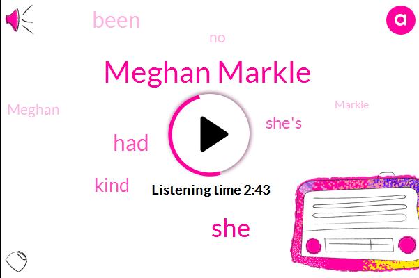 Meghan Markle,Seven Months,Three Year
