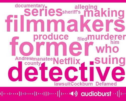 Andrew Cockburn,Manatee County,Steven Avery,Dogra,Coburn,Netflix,Murder