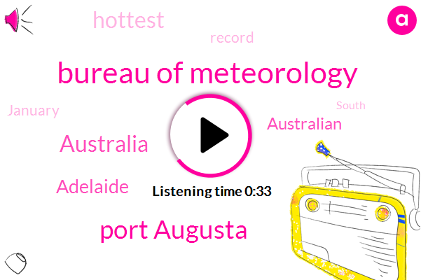 Bureau Of Meteorology,Australia,Port Augusta,Adelaide,Nine Degrees Fahrenheit,One Degrees Fahrenheit