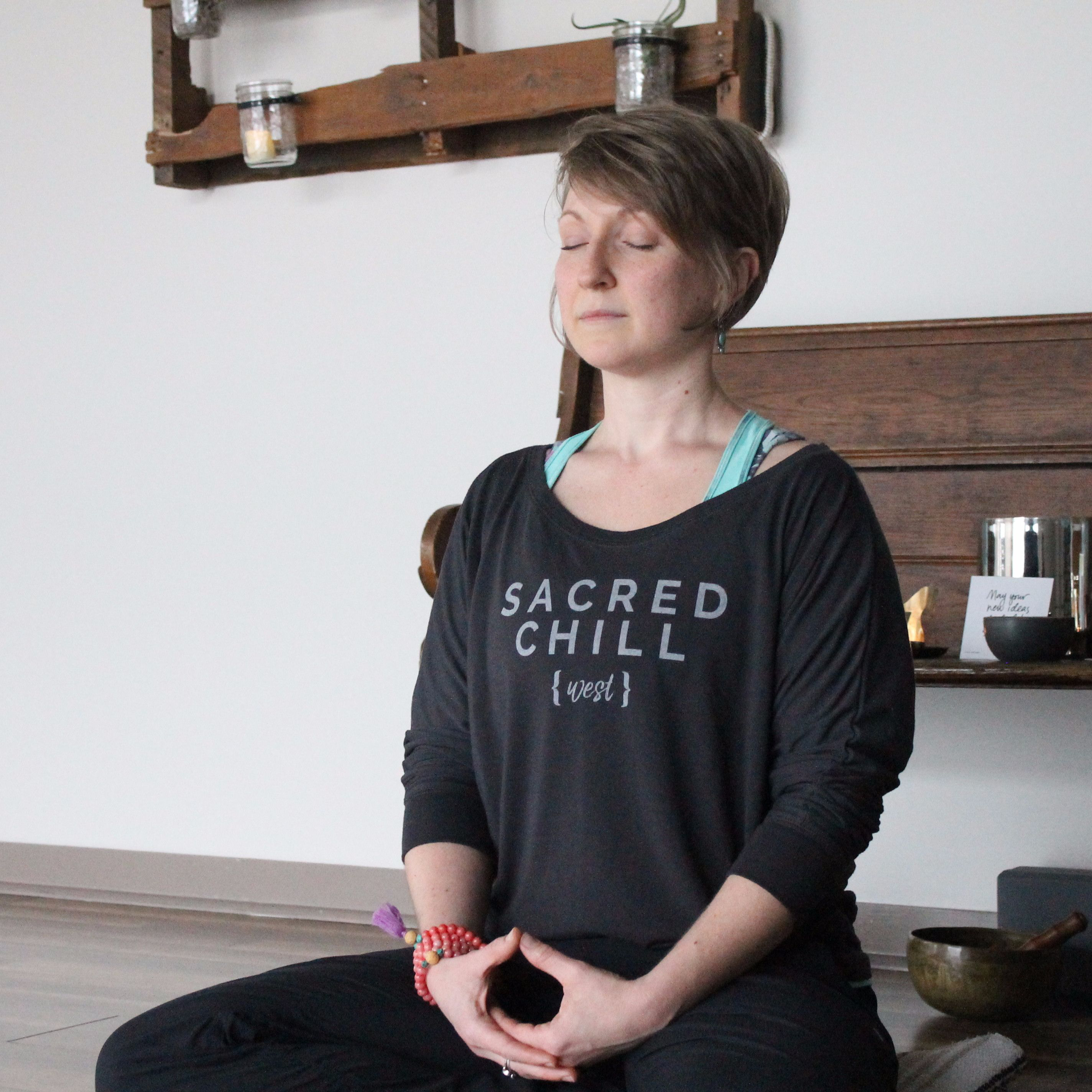 A highlight from Mini Meditation: Rest In The Middle