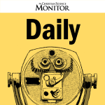 A highlight from Tuesday, September 28, 2021 - The Christian Science Monitor Daily