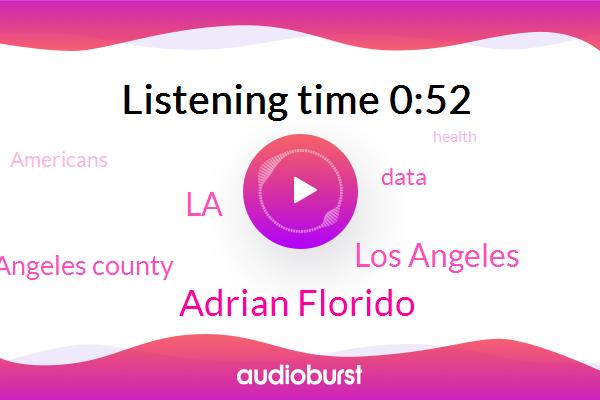 Los Angeles,Adrian Florido,LA,Los Angeles County