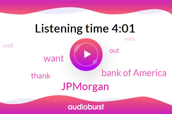Jpmorgan,Bank Of America