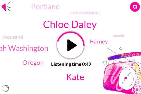 Oregon,Multnomah Washington,Harney,Chloe Daley,Kate,Portland,Commissioner