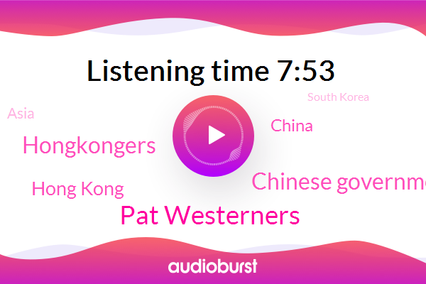 Hong Kong,China,Asia,South Korea,Pat Westerners,Chinese Government,Hongkongers,Benz,United States,Official,Japan