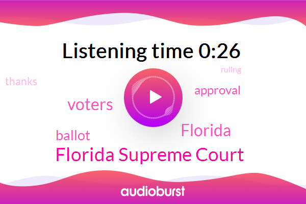 Florida Supreme Court,Florida