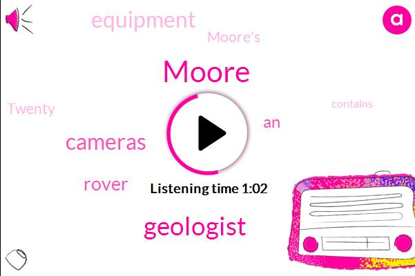 Geologist,Moore