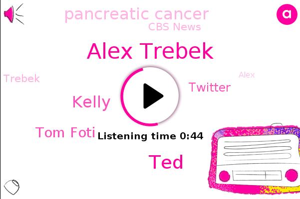 Listen: Alex Trebek Loved What He Did