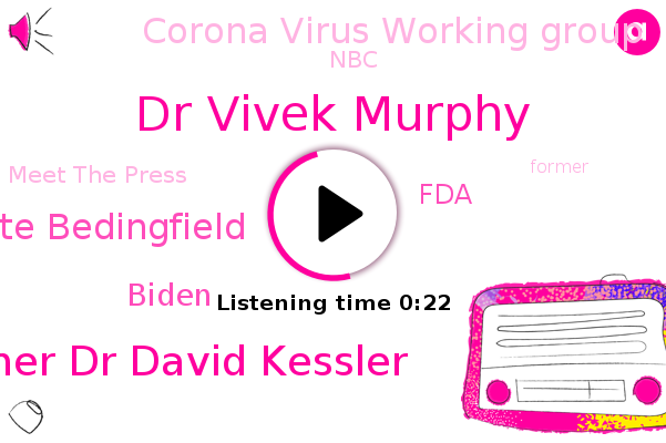 Listen: Biden announces coronavirus task force made up of physicians and health experts