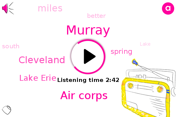 Lake Erie,Cleveland,Air Corps,Murray