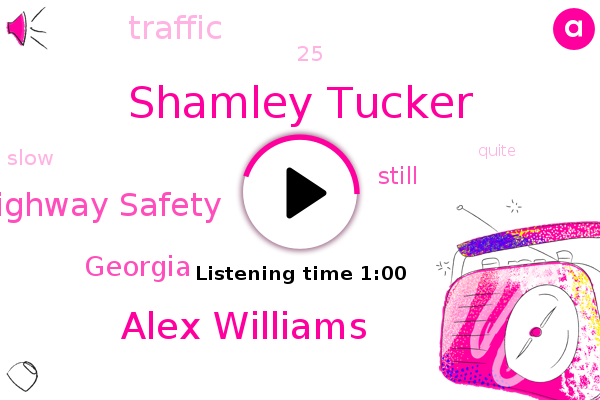 Shamley Tucker,Alex Williams,Governor's Office Of Highway Safety,Georgia