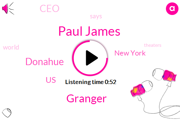 United States,Paul James,Granger,New York,Donahue,CEO